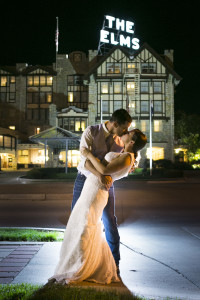 Wedding Photograph taken at The Elms Hotel and Spa -Hotels near Kansas City, MO
