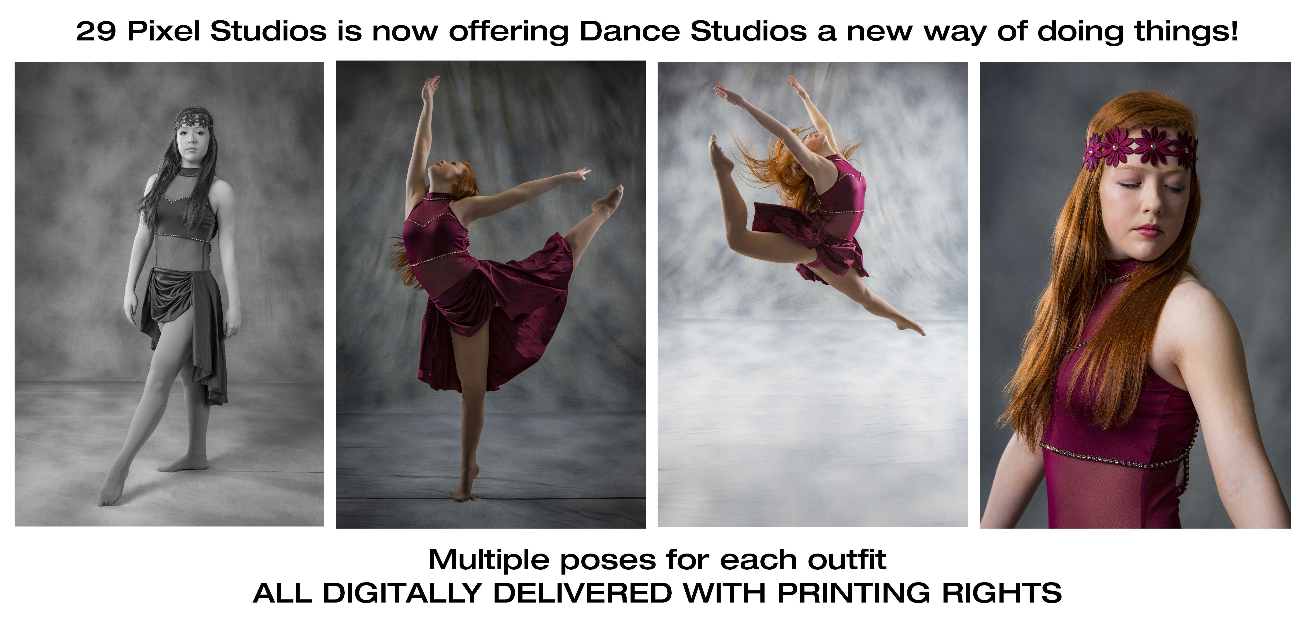 Dance Studio Photography, kansas city