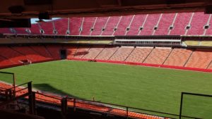 video production at kansas city's arrowhead