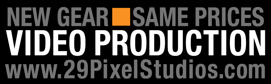 Kansas City Professional Video Production - New gear same prices